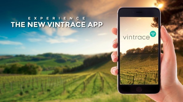 The vintrace App - available on the App Store | vintrace