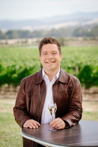 Senior Winemaker Dan Buckle