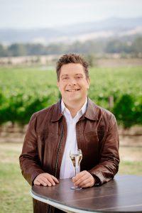 Senior Winemaker Dan Buckle