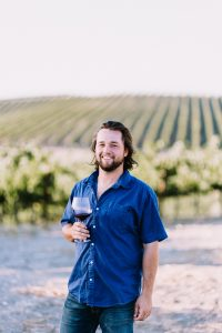 Alex Frost, Winemaker for Sextant Wines